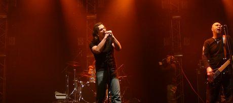 FOTO: Hudební ceny Óčka 2008, kapela Nonsense