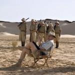 Natáčení v africké poušti, Foto: Ibra Ibrahimovič
