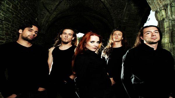 Epica, promotial photo The Diving Conspiraci Zdroj: epica.nl