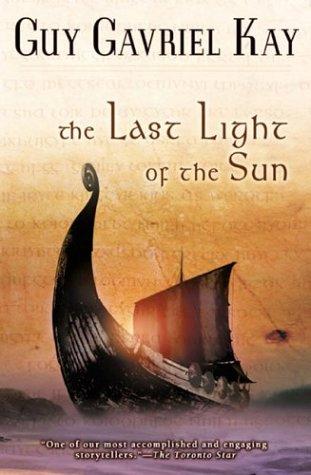 obálka Guy Gavriel Kay: The Last Light of the Sun (EN)