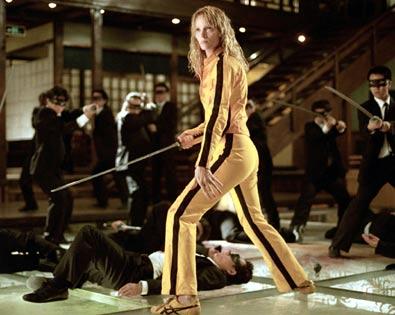 Kill Bill Zdroj: obrázek z filmu