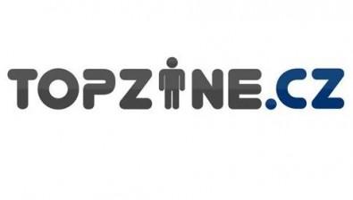 Nové logo Topzine.cz, Autor: Ondřej Čepelka