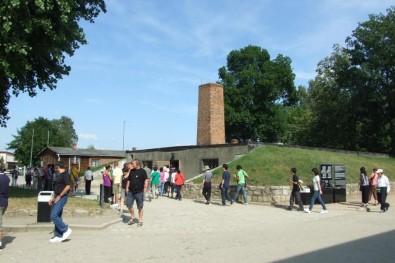 Krematorium I, Foto: Jana Samcová, Topzine.cz