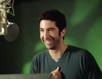 Uspěje David jako režisér? Zdroj: movies.yahoo.com