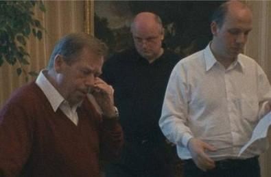 Dokument Občan Havel celou přehlídku zahájil Zdroj: obcanhavel.cz