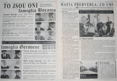 Mafia - pravidla, Foto: Dušan Takáč, Topzine.cz