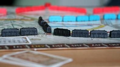 Ticket to Ride - trať, Foto: Hana Vítová, Topzine.cz