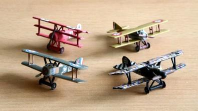 Wings of War - miniatury, Foto: Hana Vítová