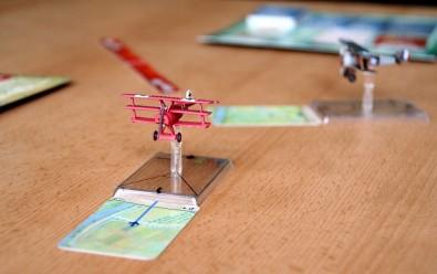 Wings of War - hra ve dvou, Foto: Hana Vítová