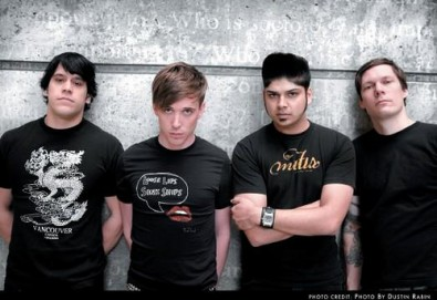 Billy Talent Zdroj: archiv Billy Talent