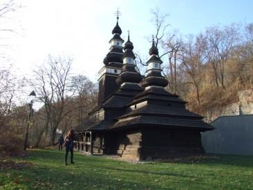 Kostel sv. Michala, Foto: Jana Samcová, Topzine.cz