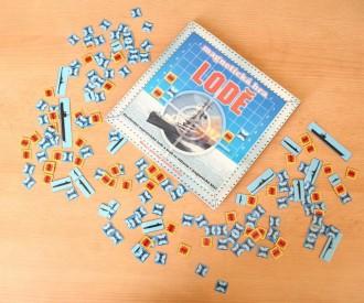 Magnetická hra Lodě - balení, Foto: Hana Vítová