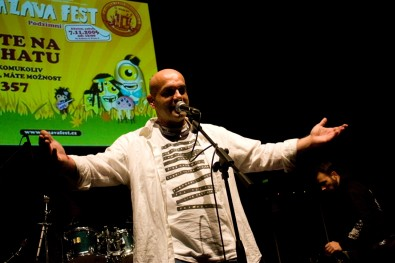 Podzimní Sázavafest 2009, Abaton. Foto: Karel Slabý