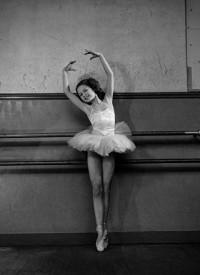 Brigitte jako malá tanečnice z roku 1946 Zdroj: thedailybeast.com