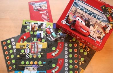 Cars: Radiator Springs Rallye - balení, Foto: Hana Vítová, Topzine.cz