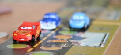Cars: Radiator Springs Rallye - průběh závodu, Foto: Hana Vítová, Topzine.cz