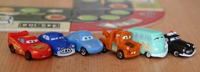 Cars: Radiator Springs Rallye - auta, Foto: Hana Vítová, Topzine.cz