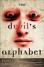 Daryl Gregory - Devil's Alphabet (originální obálka)