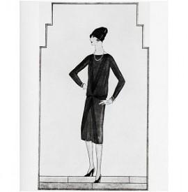 Šaty Ford od G. Chanel, Zdroj: salon.cz