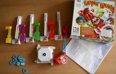 Loopin Louie - balení, Foto: Hana Vítová, Topzine.cz