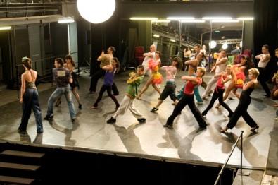 Casting do taneční soutěže, Zdroj: Bontonfilm, a. s.