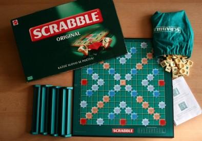 Scrabble - balení, Foto: Hana Vítová, Topzine.cz