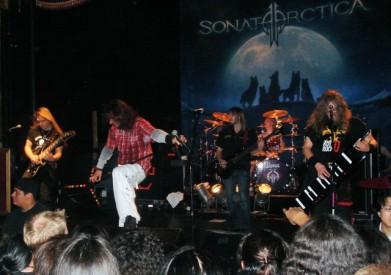 Sonata Arctica, Zdroj: archiv