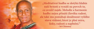 Zdroj: české centrum Sri Chinmoye
