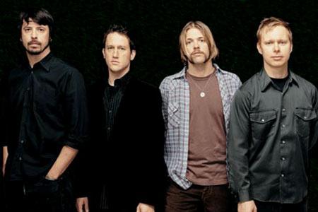 FOTO: Foo Fighters