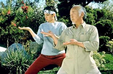 Snímek Karate Kid je pro některé příznivce nedotknutelným Zdroj:aceshowbiz.com