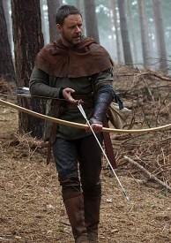 Russell Crowe jako Robin Hood
