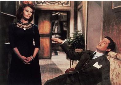 Z filmu Manželství po italsku. Zdroj: distributor filmu.