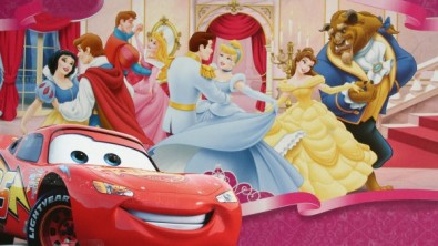 Cars vs Princezny - DinoToys, Foto: Hana Vítová, Topzine.cz
