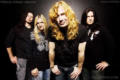 Megadeth Zdroj: HPK-Productions s.r.o.
