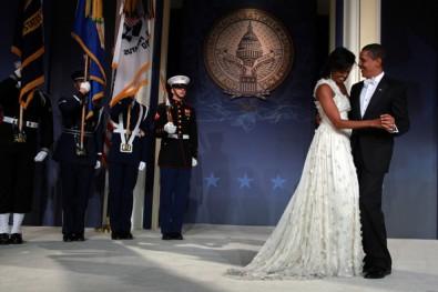Michelle a Barack Obama. Zdroj: zimbio.com, Foto: Mark Wilson