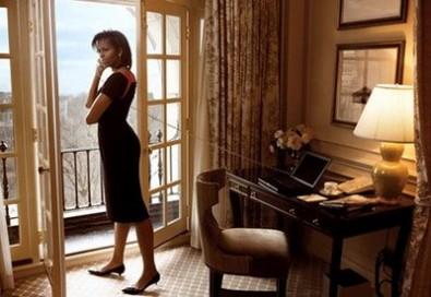 Michelle Obama. Zdroj: fashionandbeautystyle.com