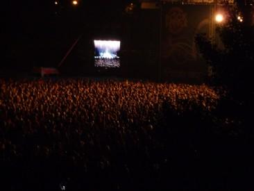 Rock for People 2009, Foto: Václav Kohout, Topzine.cz