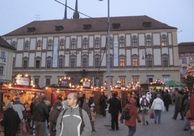 Vánoční trhy na Zelném trhu, Foto: Eva Mácová, Topzine.cz