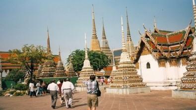Thajsko Wat Pho, Foto: Michaela Dočkalová, Topzine.cz