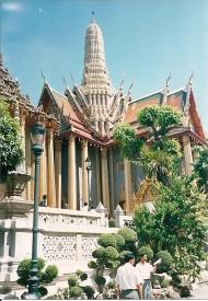 Wat Phra Kaew, Foto: Michaela Dočkalová, Topzine.cz