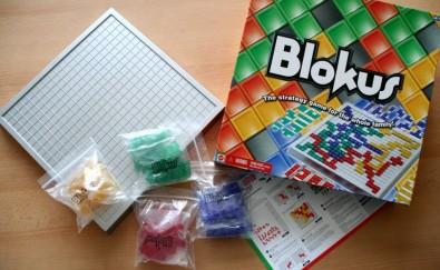 Blokus - balení, Foto: Hana Vítová, Topzine.cz