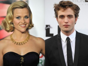 Reese Witherspoon a Robert Pattinson