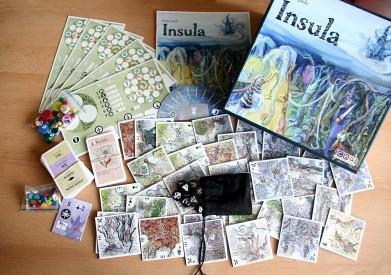 Insula - balení, Foto: Hana Vítová, Topzine.cz