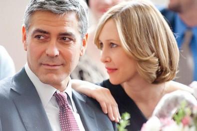 George Clooney a Vera Faminga