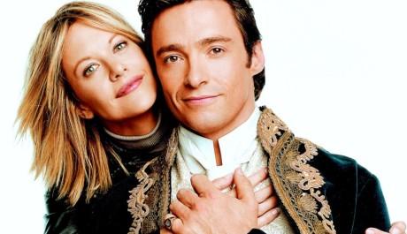 S Hughem Jackmanem v romantické komedii Kate a Leopold