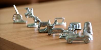 Monopoly - figurky, Foto: Hana Vítová, Topzine.cz