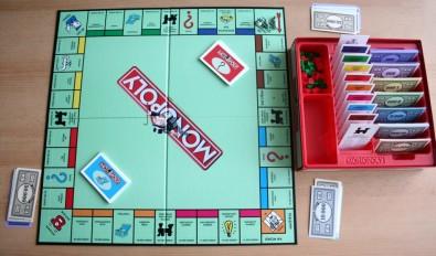 Monopoly - připravená hra, Foto: Hana Vítová, Topzine.cz