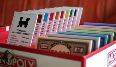 Monopoly - banka, Foto: Hana Vítová, Topzine.cz