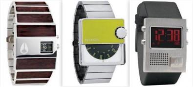 Pánské hodinky značky Nixon. Zdroj: nixonnow.com