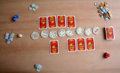 Řím - připravená hra, Foto: Hana Vítová, Topzine.cz